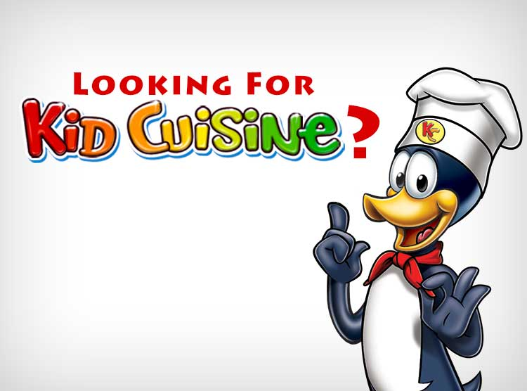 Frozen Meal Products Kid Cuisine