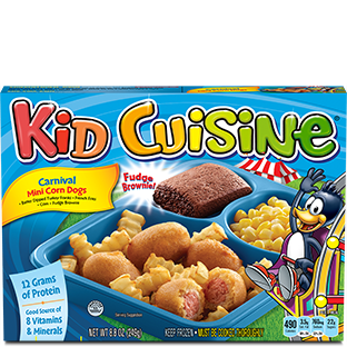 Frozen Meal Products | Kid Cuisine